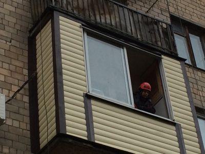Отделка балконов снаружи