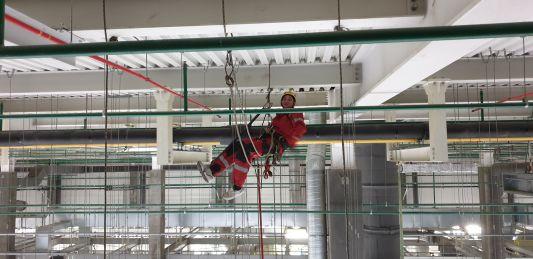Инструкция по охране труда при монтажных работах на высоте