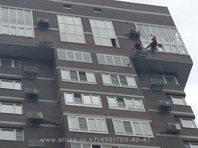 Герметизация балкона и окон