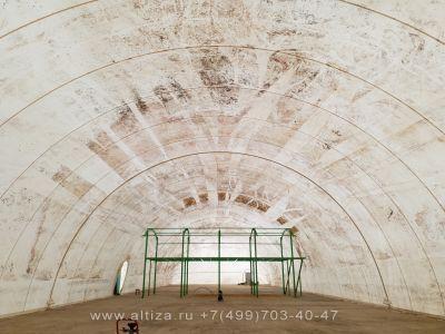 Мойка тентового шатра