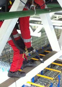 Обеспыливание металлоконструкций